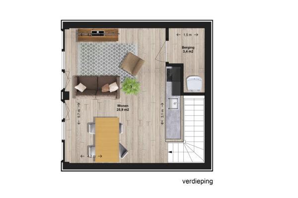 CubeFamily – verdieping
